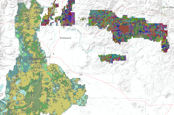 Soil Resource Inventories of the Deschutes and Ochoco National ... on