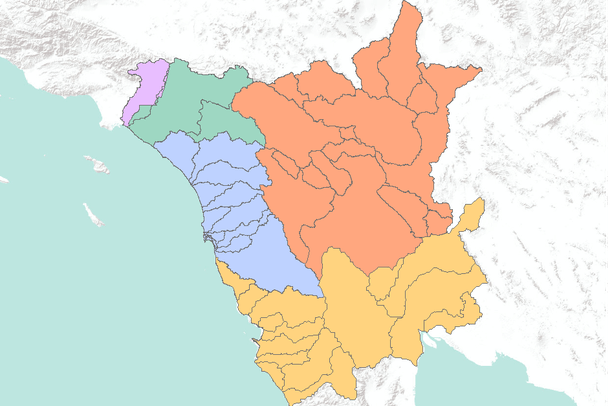 Watersheds in Southern California and Northern Baja California ... on