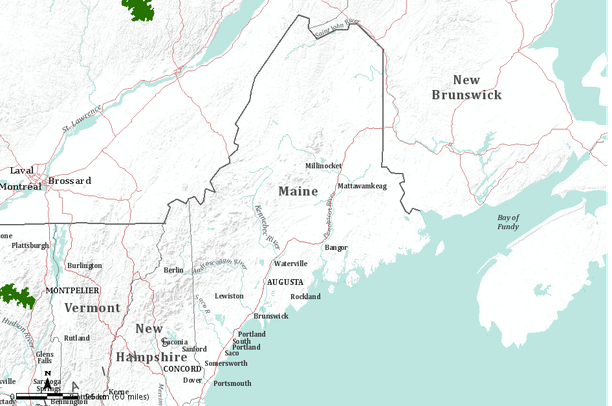 Maine North America Northeast Cpa