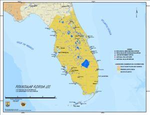 PFLCC Map