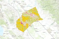 Merced County Zoning, updated 2016 | Data Basin