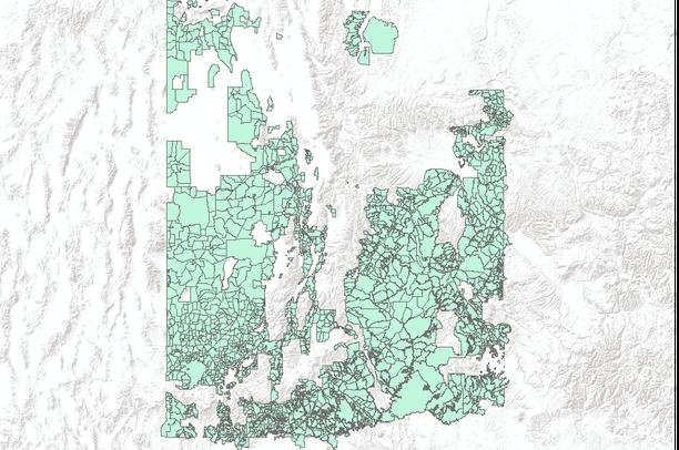 Bureau of Land Management (BLM) Grazing Allotments in Utah | Data Basin