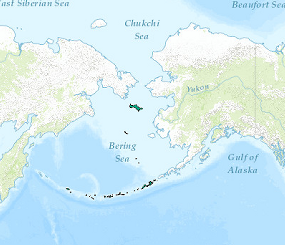 Aleutian and Bering Sea Islands