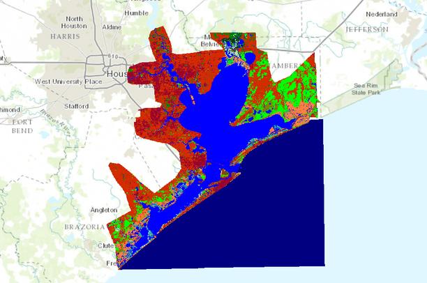 Galveston Bay Texas SLAMM ysis | Data Basin on texas map, puerto vallarta bay map, galveston gulf map, galveston east end map, lake houston, galveston pier map, the woodlands, galveston ship channel map, galveston coastline map, montgomery county, west bay map, trinity bay map, galveston jetties map, puget sound map, mobile bay map, galveston tx map, beach city, frisco bay map, galveston texas, lake jackson, delaware inland bays map, la porte, seattle bay map, port of houston, san francisco bay map, clear lake, san jacinto river, permian basin, brazoria county, moses lake, nueces river map, ocean city bay map,