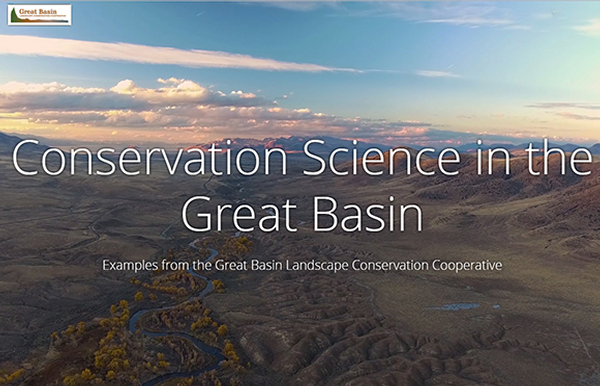 Conservation Science in the Great Basin Story Map Thumbnail