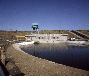 California Water Infrastructure