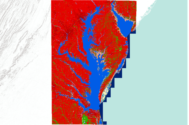 Sea level rise data for the USA
