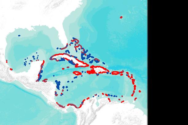 IABIN - Caribbean datasets
