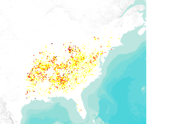 Eastern United States Climate Change Tree Atlas
