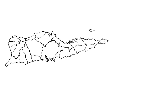 Watersheds for St Croix United States Virgin Islands Data Basin