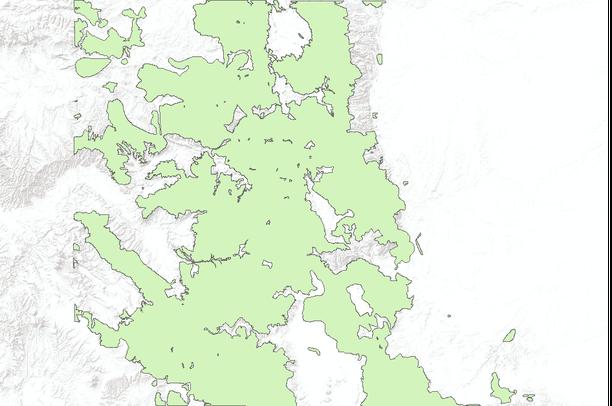 Elk Summer Range, Colorado   Data Basin