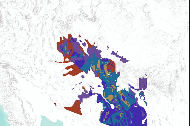 Javelina distribution for Arizona, USA | Data Basin
