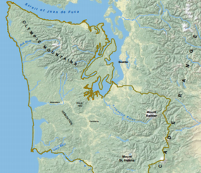 Connectivity of Naturalness in Western Washington