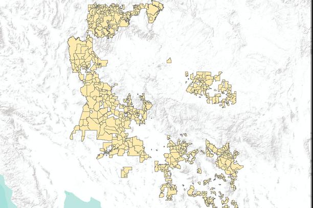 Bureau of Land Management (BLM) Grazing Allotments in Arizona | Data ...