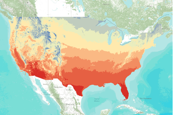 United States Average Monthly or Annual Maximum Temperature ...
