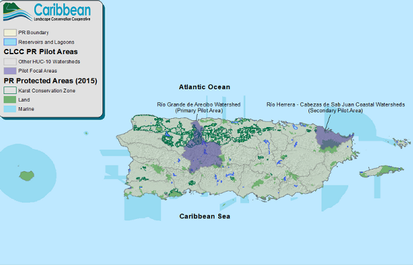 Two Pilot Watersheds Selected in Puerto Rico and Process Begins in US Virgin Islands Thumbnail