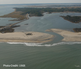 Inventory of Habitat Modifications to Tidal Inlets and Sandy Beach Habitat