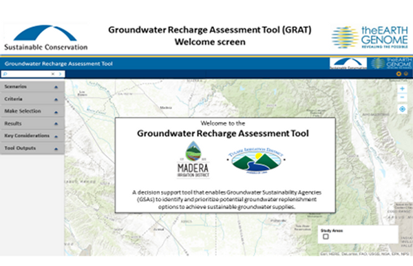 Helping GSAs to Identify Optimal Groundwater Replenishment Options Thumbnail