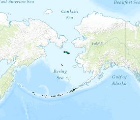 Aleutian and Bering Sea Islands