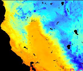 Sierra Nevada Climate Change Datasets
