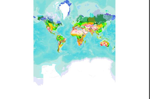 Ecoregions of the USA