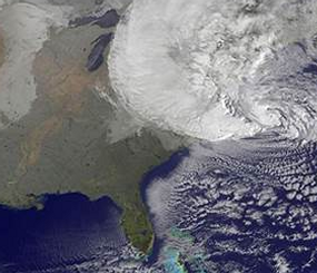 Hurricane Sandy Resiliency Science Projects