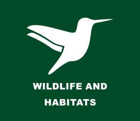 USFS Wildlife and Habitats