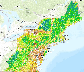 Designing Sustainable Landscapes Datasets