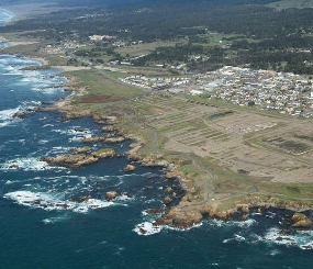 Fort Bragg Headlands Mapping Project